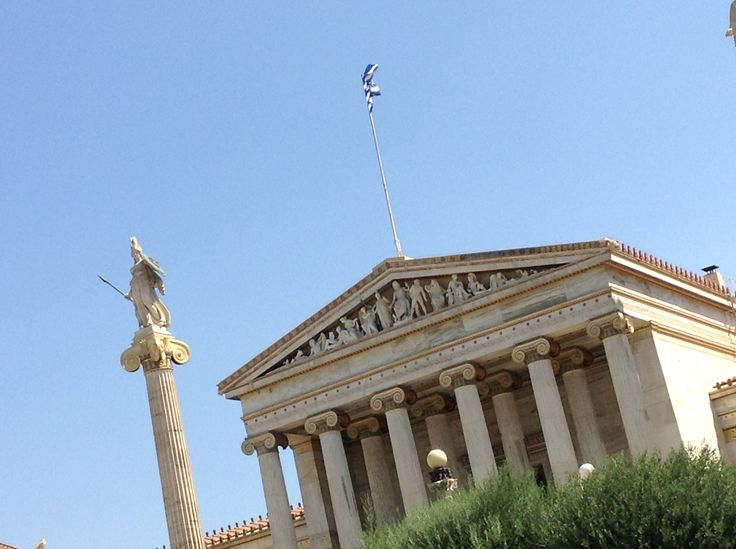 Walking round teh city... #Athens #summer #Greece
