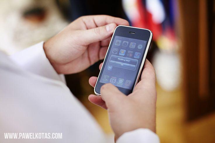 Dzień Ślubu - Telefon, Smartfon