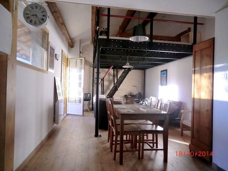 45 best images about mezzanine floor on pinterest garage for Garage mezzanine ideas