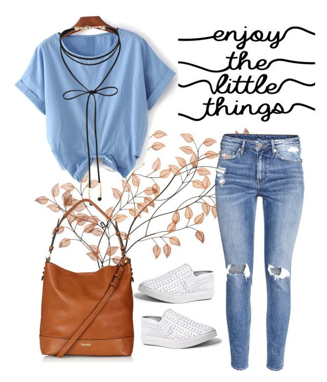 """""""The Minimalist"""" by miah-belmonte on Polyvore featuring H&M, Miss Selfridge, Topshop and Steve Madden"""