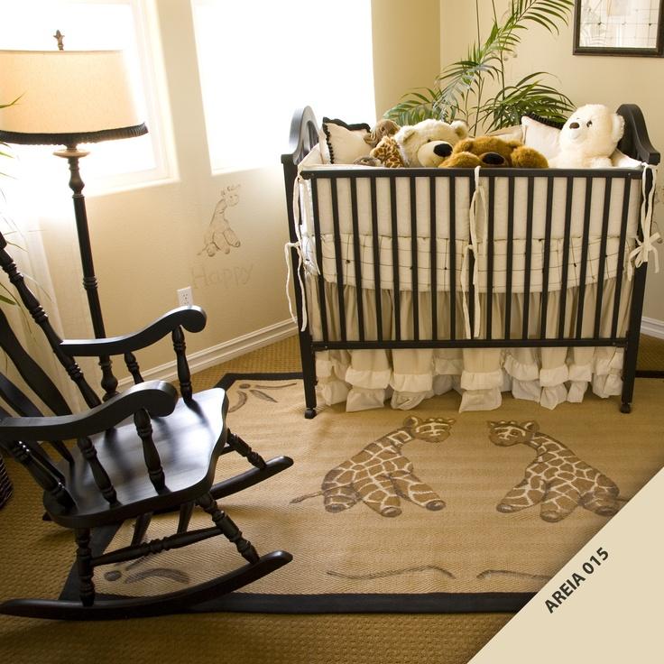 Se inspire no tema safári para decorar o quarto do seu bebê! Seu filhote se diverte e o ambiente ganha os tons elegantes da selva.