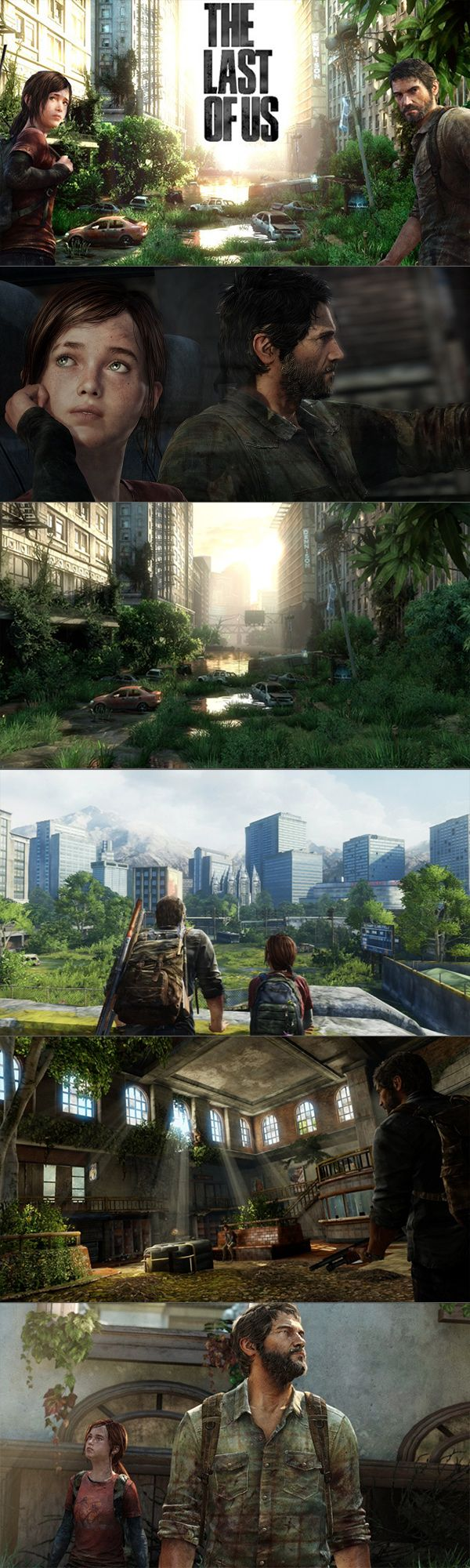 The Last of Us Film Adaptation - Post Apocalypse Survival Movie