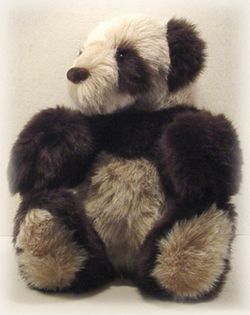 How to Make a Panda Teddy Bear Sewing Pattern