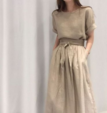 +25 Secrets Minimalist Fashion Sommer Casual Minimal Chic Simple 70 – – #Cas … – mode sommer