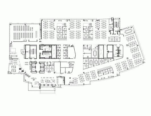 282 best Layout images on Pinterest Floor plans Office designs
