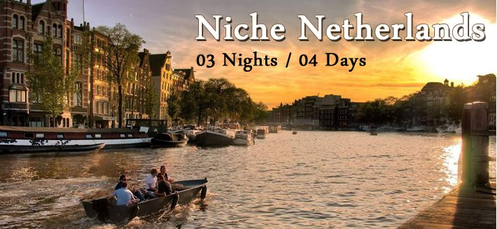 #EuropeGroupTours offers Luxury Customized Budget #HolidayTourPackagesforNetherlands 2015 from Delhi India at attractive lowest prices.