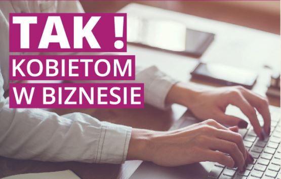Akcja Tak! kobietom w biznesie trwa!   #kobieta #akcja #biznes #elzap #mble