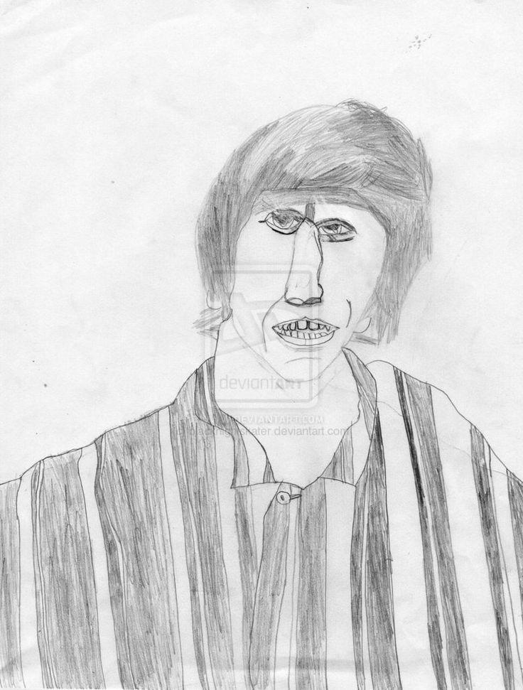 Bad celebrity fan art tumblr doodles