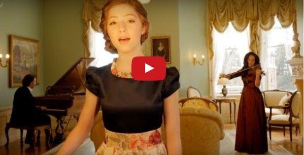 """Watch: Lexi Walker Sings Unbelievable """"The Prayer"""" with Jenny Oaks Baker and Kurt Bestor"""