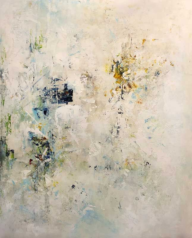 Revealing Moments, 42x52 canvas, Painted by Anna Carlson, Original