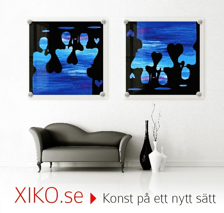 Modern Family av Fredrik Olsen. Säljs via xiko.se