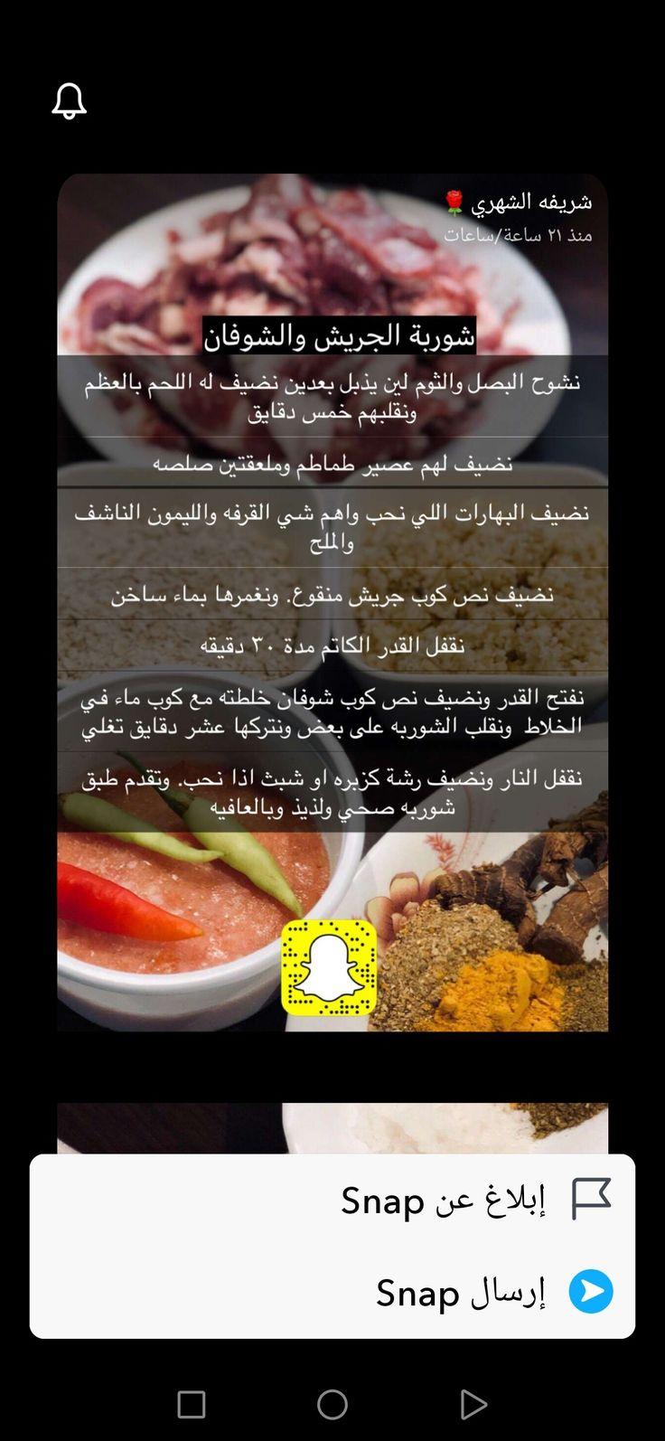 Pin By Istifada استفادة On طبخاتي Save Food Food Dessert Recipes