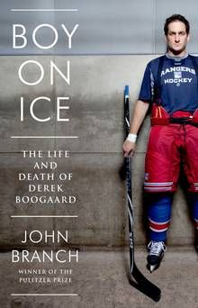 Boy on Ice powerfully explores the tragic life of hockey enforcer Derek Boogaard - The Globe and Mail