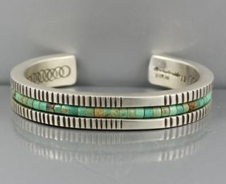 Vintage Native American Sterling Jewelry