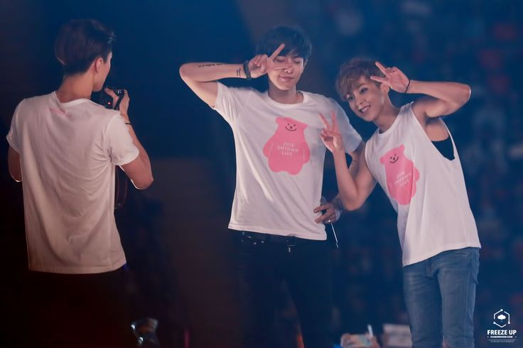 150321 EXO - SMTown Concert in Taiwan ❤