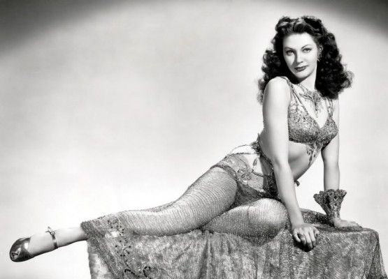 TRAILER: Maria Montez, the D.R.'s Very First Hollywood Star, Is Getting a Biopic