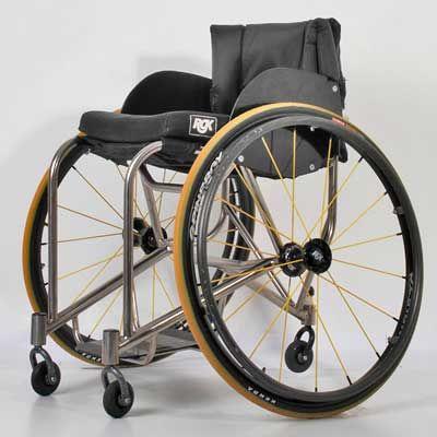 Sunrise Medical RGK GS Dance (Dans rolstoel Dance Wheelchair)