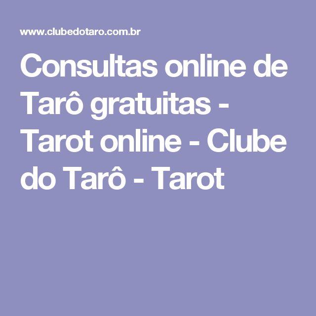 Consultas online de Tarô gratuitas - Tarot online - Clube do Tarô - Tarot
