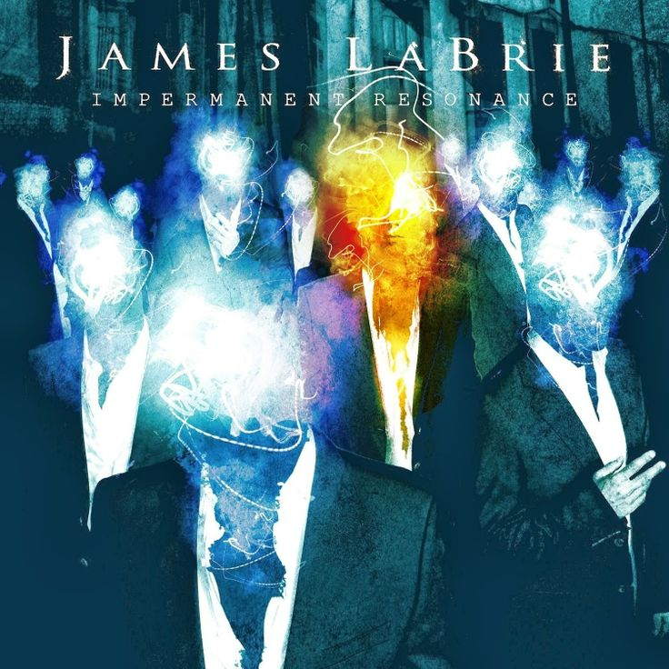 rock-releases: James LaBrie - Impermanent Resonance