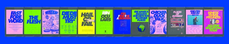 Zinegapore | Alternative Guide to Singapore Colourful App Design  | Award-winning Art Direction | D&AD