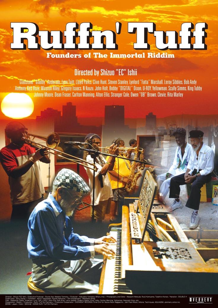 Lights Camera Jamaica - Ruffn' Tuff, Founders of The ImMOORtal Riddim - A Reggae Documentary