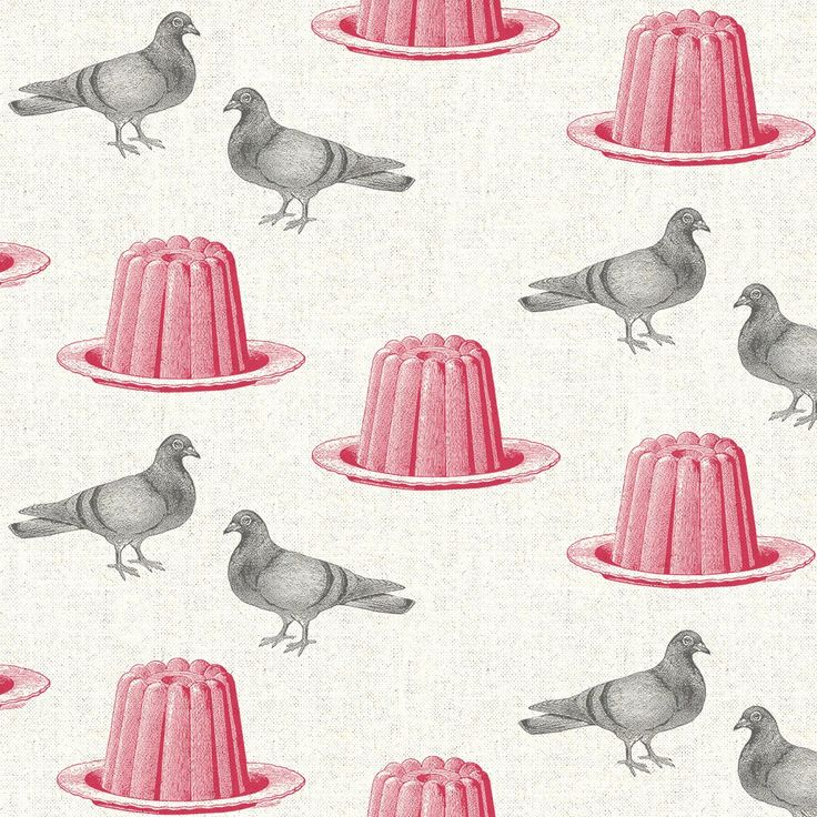 36 best patternspy 39 s quirky fabric and wallpaper ideas for Quirky wallpaper