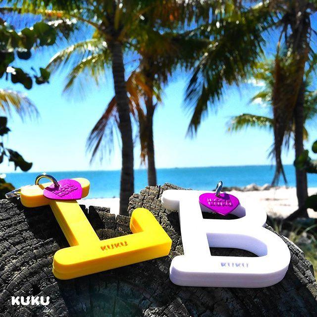 ⓁYellow ⒷWhite #ilovekuku   www.ilovekuku.com