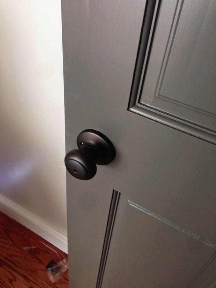 Best 25 Grey Interior Doors Ideas On Pinterest