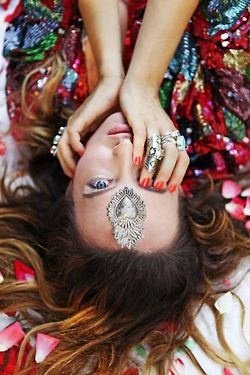 Hippie Style ♥: アーカイブsilvery goodness