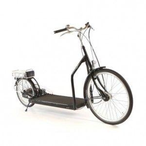 The Electric Walking Bike