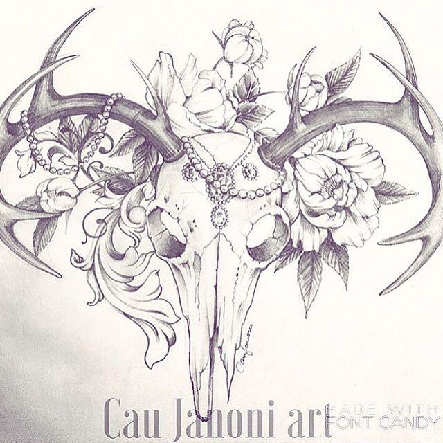 The perfect sternum tattoo