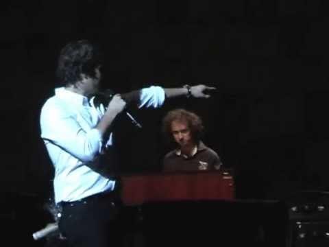 Josh Groban - Machine (not the beginning) (30/05/2013 Stadthalle, Vienna)