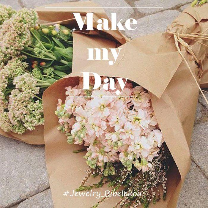 kalimera flowers morning happy day