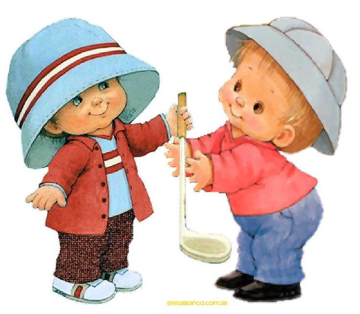 Hola Don Pepito Hola Don José Gaby Fofó Y Miliki Letra Y Música Infantil De Todos Los Tiempos Pintura De Bebé Ilustración De Bebé Dibujo De Bebé