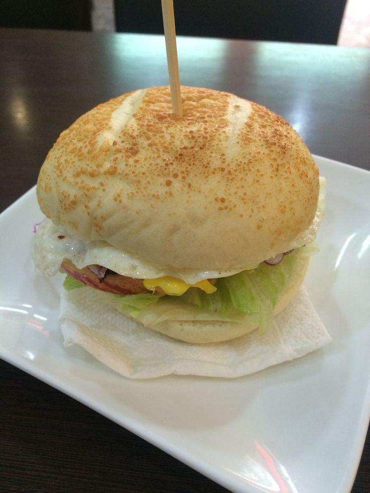 米吉米 a good breakfast in Hsinchu