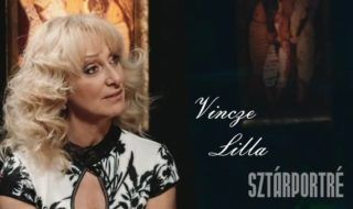 Vincze Lilla a Sztárportréban   Magyar zene