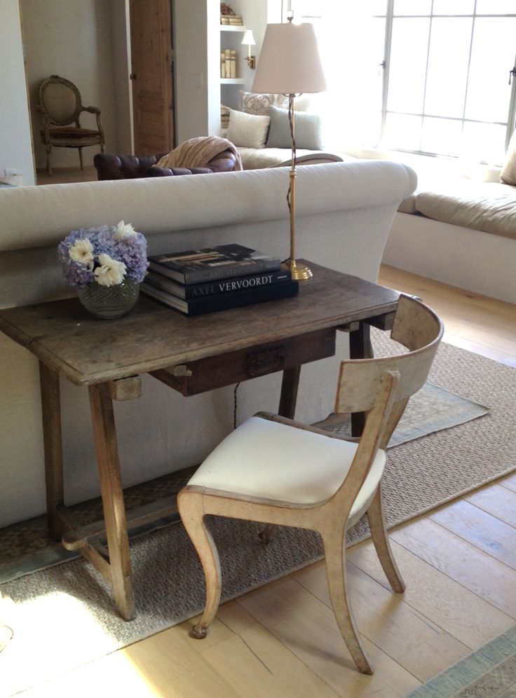25+ Best Desk Behind Couch Ideas On Pinterest | Eclectic Roman Shades,  Office Moving And Great Room Layout