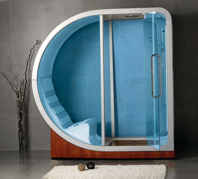 Best 47 Shower Stall With Seat Images On Pinterest