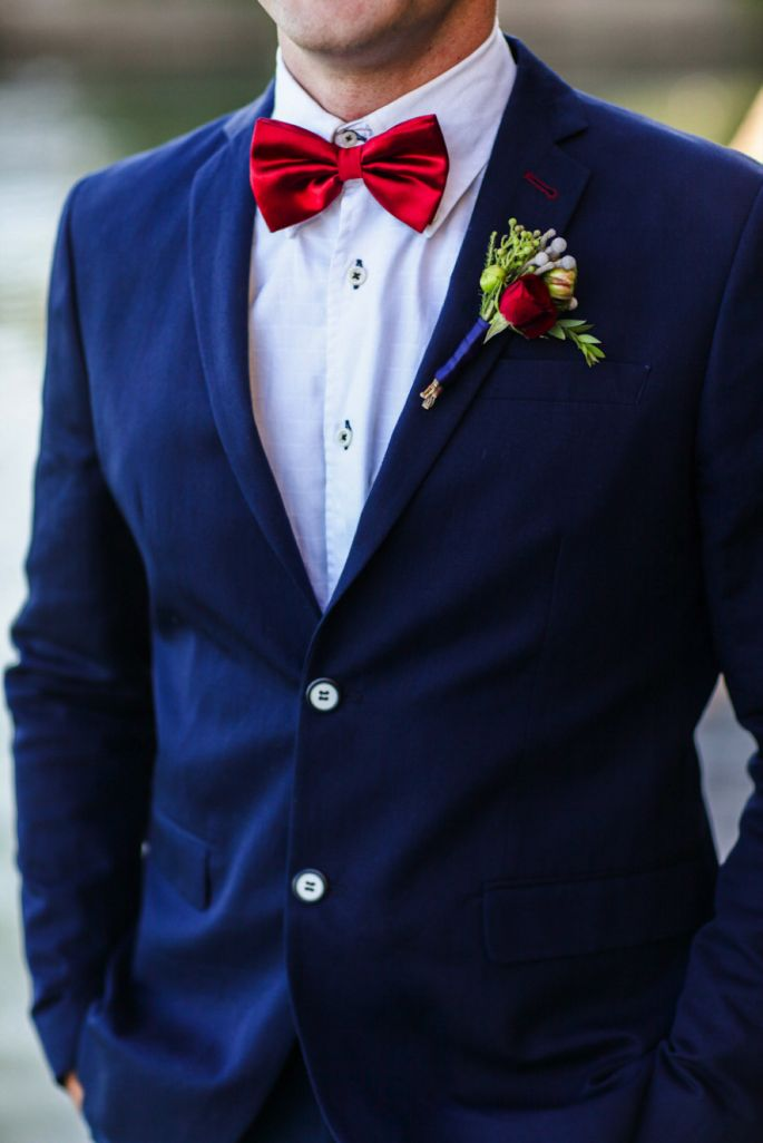 Para noivos estilosos: 7 excelentes razões para apostar na gravata borboleta!