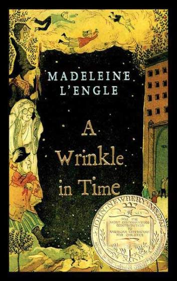 "<br><strong><a href=""http://www.amazon.com/dp/0312367546/?tag=timecom-20"" target=""_blank"">A Wrinkle in Time</a></strong></br>By Madeleine L'Engle. This surrealist adventure has provided generations of children with their first-ever mind-blowing experiences, as Meg travels across the fifth dimension in search of her father. But the sci-fi also has a message: Meg learns self-sufficiency and bravery in the process."