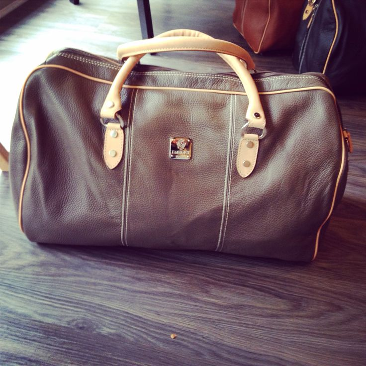 New I Medici duffle/travel bag in the store.