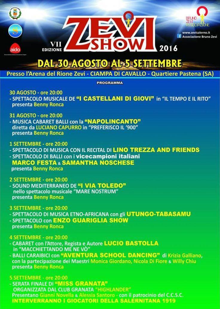 Salerno, una settimana all'insegna della musica, della danza e del…