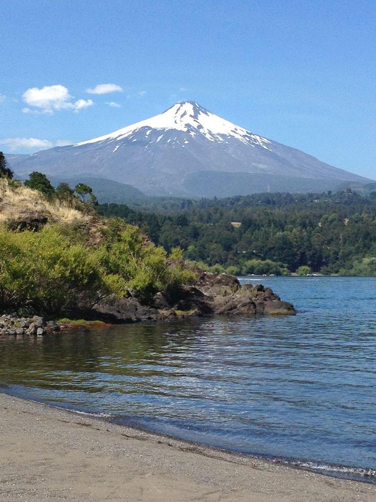 Volcán Villarica, Pucon