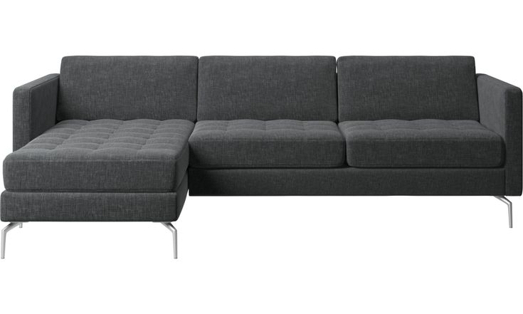 Chaise lounge sofas – Osaka sofa with resting unit…