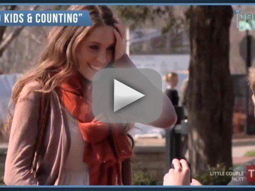 Jill Duggar and Derick Dillard: See the Proposal!! That was so cute