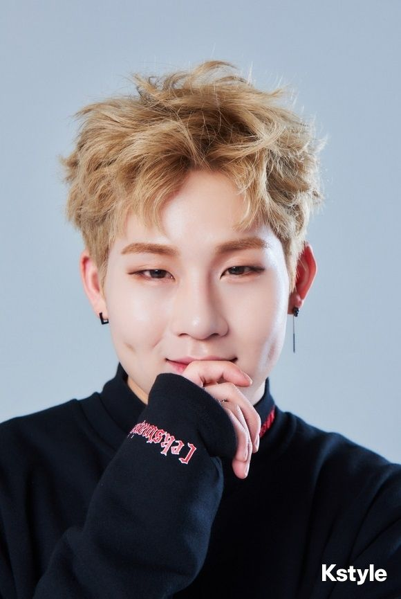 Monsta X Jooheon for Kstyle