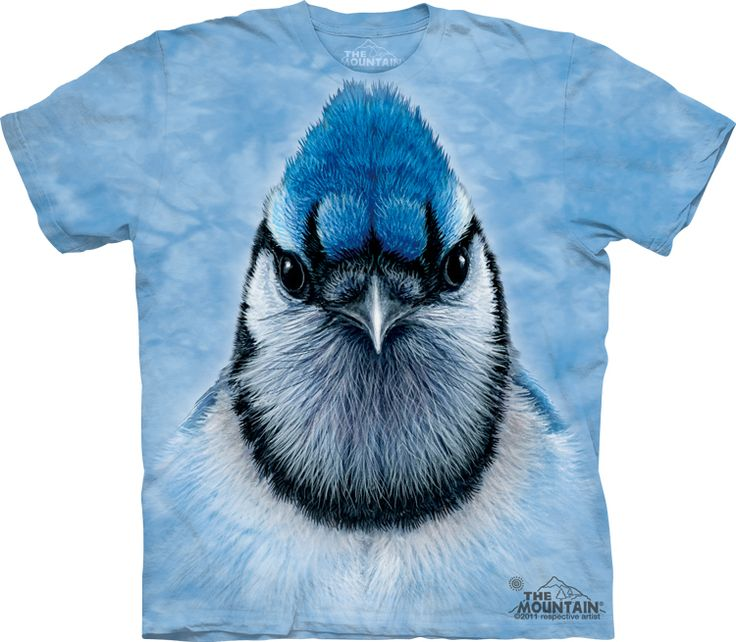 Bluejay T-Shirt @Click image to purchase