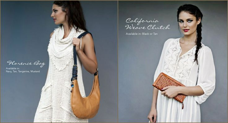 Leather Hobo with belt detail and handmade charm- Tigani Lux