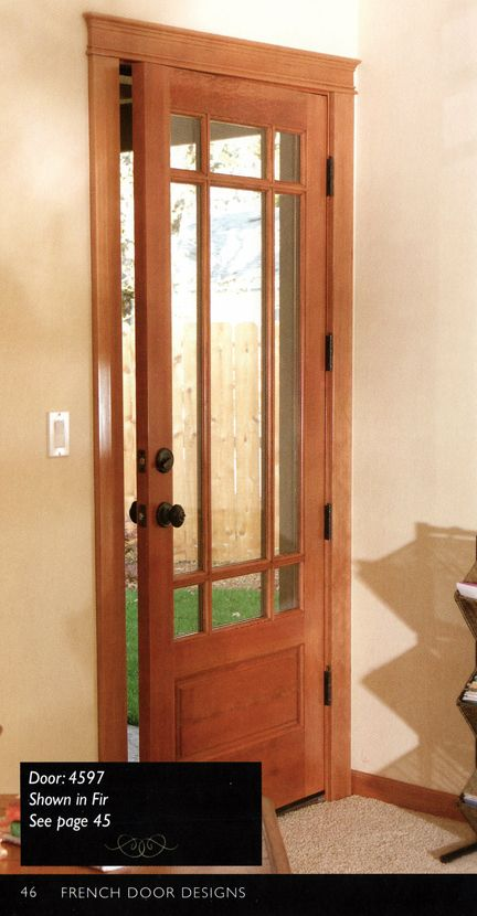 17 best images about entry on pinterest entry doors for Front entry door styles