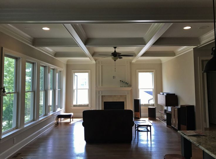 24 best Coffered ceiling images on Pinterest